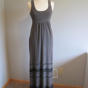 Standard James Perse gray maxi dress Size 2